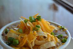 Tortilla Soup from Bricktown Brewery at Remington Park