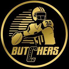BUTCHERS 30 years GOLD Butchersin alkuperäisen logon retusointi. [graafinentyö: Tomi H. ja Janne R.]