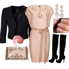 Stylish Outfits for Women | Pink-Winter-Outfits-for-Women