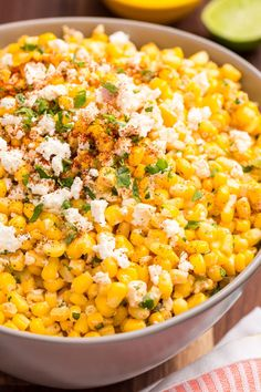 ... on Pinterest | Salads, Israeli couscous salad and Mexican corn salad