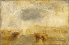 Venice - Noon (exhibited 1845)