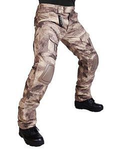 ZAPT Tactical Pants with Knee Pads Airsoft Camping Hiking Hunting BDU Ripstop Combat Pants 13 kinds Army Camo Uniform Military Trousers (A-TACS AU, L36). For product & price info go to:  https://all4hiking.com/products/zapt-tactical-pants-with-knee-pads-airsoft-camping-hiking-hunting-bdu-ripstop-combat-pants-13-kinds-army-camo-uniform-military-trousers-a-tacs-au-l36/