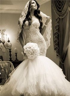 beach wedding dresses images - Google Search