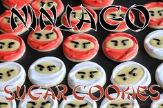(I) (L)ove (D)oing (A)ll Things Crafty!: Ninjago Sugar Cookies