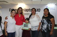 Excelente labor social de la fundación Nueva Generación al entregar laptops a las OSC ¡Muchas felicidades! http://farl.mx/1yzOU4D