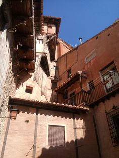 Albarracín. Teruel. Spain.