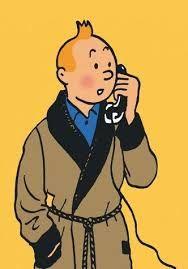 Allo Tintin