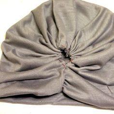 Helmi handmade: Turbante urbano // TUTORIAL