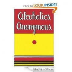 Alcoholics Anonymous was founded in 1935 and very early they learned that they needed to put their ideas down in writing.  The Big Book of AA has since been joined by a number of other excellent AA books.