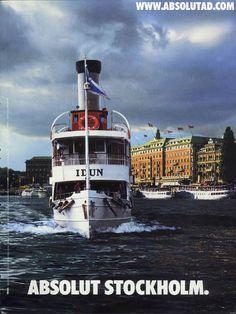 Absolut Stockholm