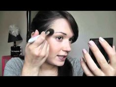 Make-up For Beginners - How to Highlight the Face Step 10