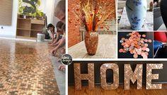 decorare-casa-con-i-centesimi