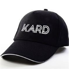 ... YOUPOP KPOP K.A.R.D salvaje KARD 1st Tour álbum concierto no recuerdo  negro de la gorra de béisbol de hip hop de los hombres las mujeres  sombreros ... 4fe3cc941ff
