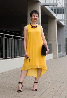 Lena's Modeblog: Sonnenblumenkleid