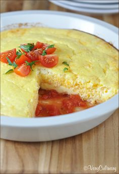 Mexican Omelet Pie | Very Culinary