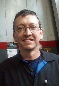 Eric Mann - Service Technician