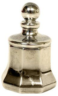 One Kings Lane - French Aerie - Cartier Sterling Silver Perfume Bottle