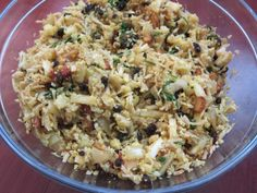 Indian Pineapple Cauliflower Rice #StupidEasyPaleo