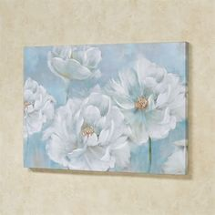 Sweet Serenity Canvas Wall Art Multi Pastel