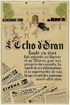 1930 L'Echo d'Oran