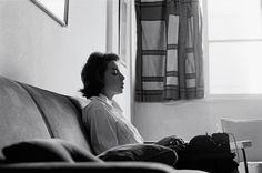 Clarice Lispector por Claudia Andujar, 1961