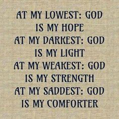 So True My God is so good he is so good to me!!✞✞✞ ✞✞✞