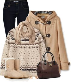 Outfits Ideas de Polyvore para Invierno 5