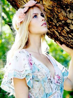 Beautiful Claire Holt