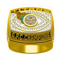 Custom 1999 Tennessee Titans American Football Championship Ring - Titans - Football