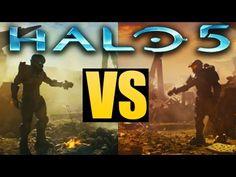 Halo 5: Guardians - Agent Locke Vs. Master Chief (Analysis)