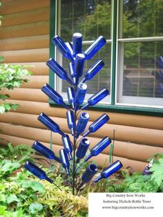 MOTHERS-DAY-SPECIAL-WINE-BOTTLE-TREE-6-FT-24-BRANCH-HOLDS-25-BOTTLES $128