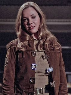 Anne Lockhart as Lieutenant Sheba – Battlestar Galactica 70s Tv Shows, Sci Fi Tv Shows, Movies And Tv Shows, Battlestar Galactica Cast, Kampfstern Galactica, Star Wars Planets, Star Trek 1, Delta Force, Classic Sci Fi