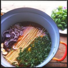 One pot wonder pasta by Mme Zsazsa, via Flickr
