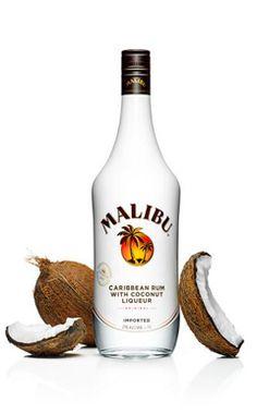 MALIBU RUM - Caribbean Rum Drinks and Cocktails