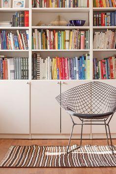 Nice Lundia Classic bookshelf in this home!