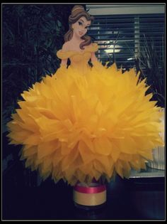 Party decorations balloons pom poms 62 ideas for 2019 Partydekorationen luftballons pom poms 62 idee Beauty And Beast Birthday, Beauty And The Beast Theme, Balloon Decorations Party, Birthday Party Decorations, Disney Princess Centerpieces, Princess Favors, Princess Party Decorations, Disney Princess Birthday, Girl Birthday