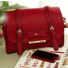 New Arrival Top Quality Bowknot Front One Shoulder Bag For Women