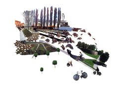 Enric Miralles Collage collage, search and google search on pinterest