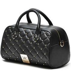 Sweet Heart Shape and Weaving Design Women's Tote Bag ...