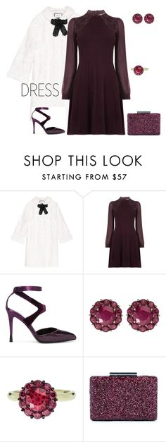 """""""outfit 5534"""" by natalyag ❤ liked on Polyvore featuring Gucci, Oasis, Tom Ford, Color My Life and Sole Society"""