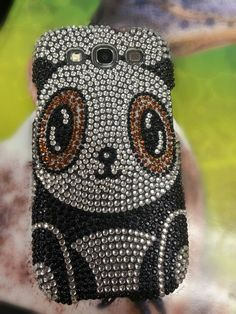 Panda phone case for galaxy s 3