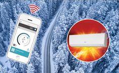 Slik får du ferdig oppvarmet hytte - før du ankommer | General Heat Pump, Om, Heat Pump System