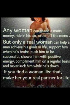 How to act like a real man in a relationship