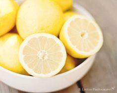 Food Photography  Kitchen Art  Lemons by BLintonPhotography, $25.00