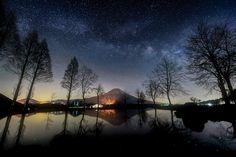 A Spring night by Hidetoshi Kikuchi on 500px