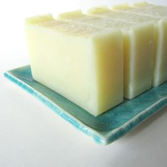 unDressed Mild and Moisturizing Facial Soap with Grapeseed and Evening Primrose Oils. $6.00, via Etsy.