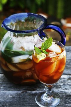 Perfect Iced Tea by sheila.moose