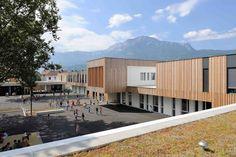 Gallery of School Group Beauvert / Atelier Didier Dalmas - 1