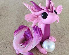 Pink Speckled Merdragon