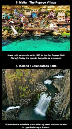 Places to visit before I die.